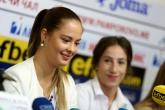 Художествена гимнастика - пресконференция преди Световната купа в София - 01.04.2019