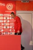 Футбол - Пресконференция на Любослав Пенев преди мачовете в Разград  - 02.04.2019