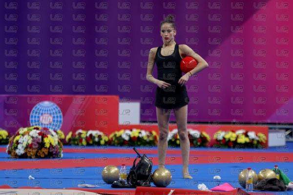 Художествена гимнастика - подиум тренировка - индивидуално и отборно - 11.04.2019