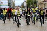Спорт - София кара колело и тича за по-чист въздух - 14.04.2019