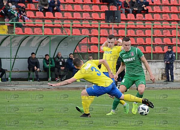 Футбол - ППЛ - 29 ти кръг - Ботев Враца VS  Верея - 14.04. 2019