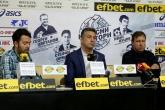 Футбол - пресконференция - турнир в памет на знакови футболни съдии и деятели - 23.04.2019