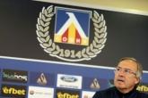 Футбол - пресконференция и тренировка на ПФК Левски преди мача с Берое - 25.04.2019