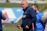 Футбол - пресконференция на Георги Тодоров и тренировка на Левски - 03.05.2019