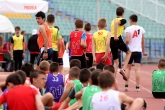 Веселин Живков награди деца от А1 атлетика за младежи - София - 04.05.2019