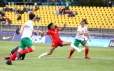 Футбол - Европейско първенство за жени до 17 - България - Испания - 08.05.2019