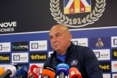 Футбол - Пресконференция на Георги Тодоров преди мача с Черно Море - 10.05.2019