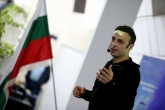 Димитър Бербатов в открита лекция в НСА - 15.05.2019