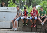 ЦСКА - протест на фенове