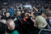 Купа на България - награждаване - ПФК Ботев ПД - ПФК Локомотив ПД - 15.05.2019
