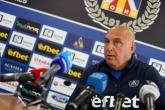 Футбол - пресконференция на Георги Тодоров преди мача с Етър - 27.06.2019