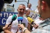 Протест в подкрепа на Българска федерация по автомобилен спорт - 28.05.2019