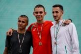 Атлетика - НШ до 20 години за юноши и девойки ден 1 - 01.06.2019