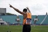 Атлетика - НШ до 20 години за юноши и девойки ден 2 - 02.06.2019