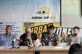 Аматьорски футболен турнир - Албена къп 2019 - пресконференция - 05.06.2019