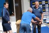 Футбол - Левски първа тренировка 10.06.2019