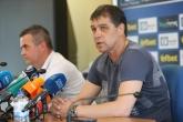 Футбол - Пресконференция на Петър Хубчев - 10.06.2019