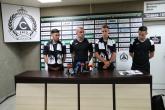 Футбол - Пресконференция на Златомир Загорчич - 10.06.2019