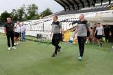 Футбол - Славия - първа тренировка - 10.06.2019