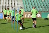 Футбол - Черно море - първа тренировка - 10.06.2019
