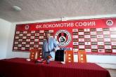 Футбол - пресконференция и първа тренировка на Локомотив София - 12.06.2019