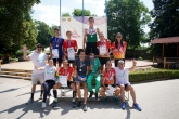 Атлетика - Рън България - Пазарджик - Тодор Попов и Ренета Камберова - 15.06.2019