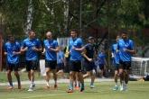 Футбол - тренировка на - ПФК Левски - 16.06.2019