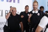 Футбол - футболистите на ЦСКА кацнаха в софия след лагера в Австрия - 04.07.2019