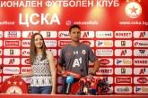 Футбол - пресконференция на старши треньора на ЦСКА - Добромир Митов - 08.07.2019