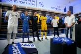 Футбол - ПФК Левски представи новите си екипи за предстоящите мачове - 09.07.2019