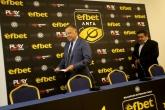 Футбол - представяне на efbet като генерален спонсор на ППЛ на България  - 11.07.2019