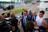 Футбол - Младен Маринов на среща със съдии в Бояна - 16.07.2019
