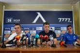 Футбол - Лига Европа - пресконференция и тренировка на ПФК Левски - 17.07.2019