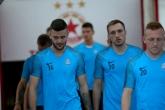 Футбол - тренировка на ФК Осиек преди мача с ЦСКА- - 24.07.2019