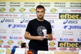 Футбол - награждаване - Даниел Младенов - 29.07.2019
