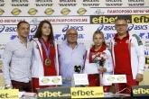 Джудо - награждаване след състезанието в Баку - 30.07.2019