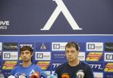 Футбол - пресконференция - Петър Хубчев и Мартин Райнов - 31.07.2019