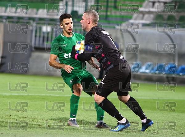 Футбол - Лига Европа - ПФК Лудогорец - ФК Дъ Ню Сейнтс - 08.08.2019