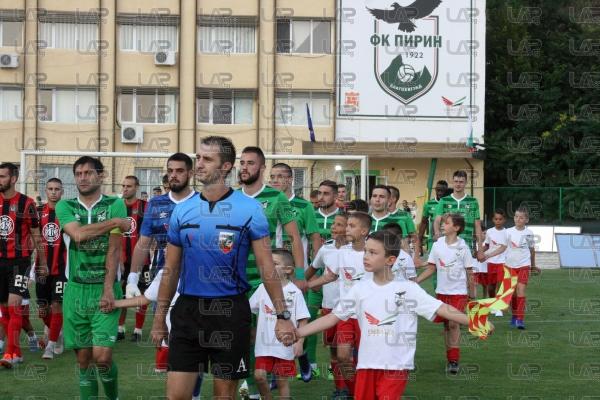 Футбол - ВПЛ - ФК Пирин - ПФК Локомотив СФ - 10.08.2019