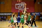 Баскетбол - Европейско първенство за девойки до 16г. - Украйна - България - 15.08.2019