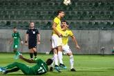 Футбол - Лига Европа - ПФК Лудогорец - НК Марибор - 22.08.2019