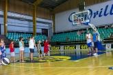 Баскетбол - първа тренировка на БК Спартак Плевен за сезон 2019 / 2020 - 27.08.2019