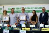Атлетика - пресконференция - Балканско първенство - Правец - 29.08.2019