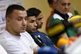 Бокс - пресконференция преди СП за Мъже в Сочи - 05.09.2019