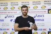Футбол - награждаване - Греъм Кери - ЦСКА - 05.09.2019
