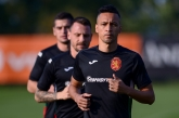 Футбол - ЕВРО 2020 - тренировка на националите преди евроквалификацията с Англия - 05.09.19