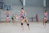 Художествена гимнастика - контролно - национален отбор жени - 06.09.2019