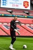 Футбол - ЕВРО 2020 - тренировка на Уембли преди евроквалификацията с Англия - 06.09.19