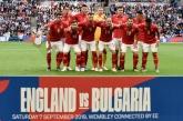 Футбол - ЕВРО 2020 - Футбол - ЕВРО 2020 - Англия - България - Уембли - 07.09.19
