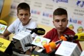Волейбол - награждаване - Мартин Стоев и националите до 17 г. - 09.09.2019